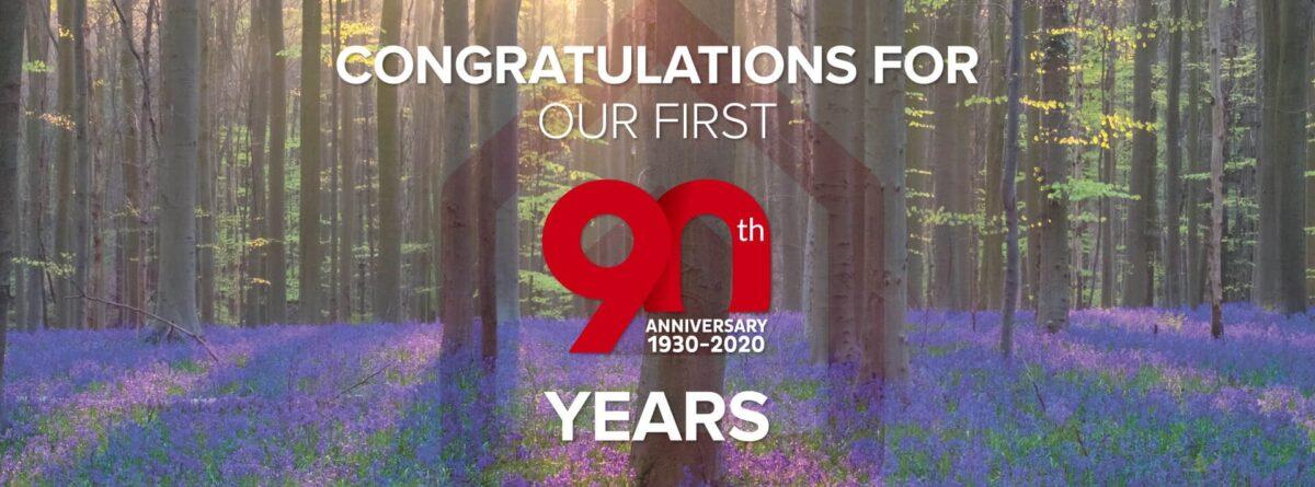 Ariston Thermo anniversario 90 anni